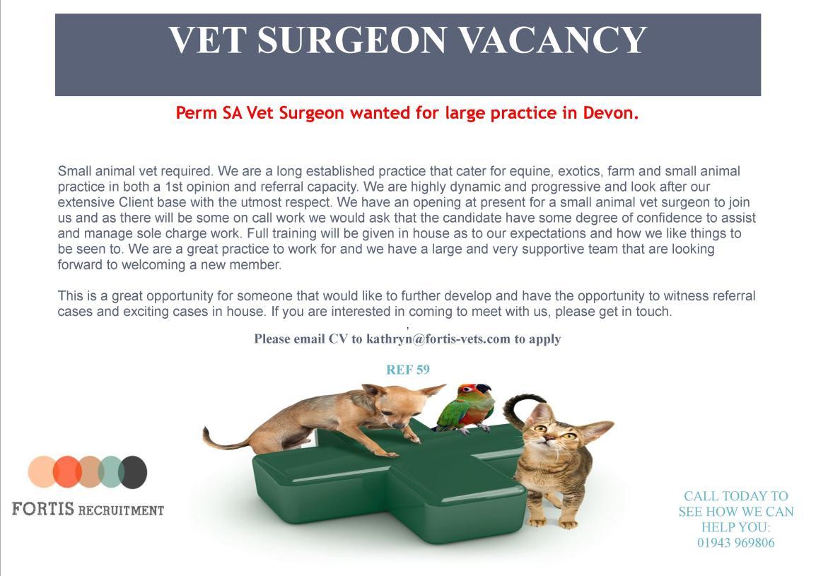 perm-vet-surgeon-vacancy-devon