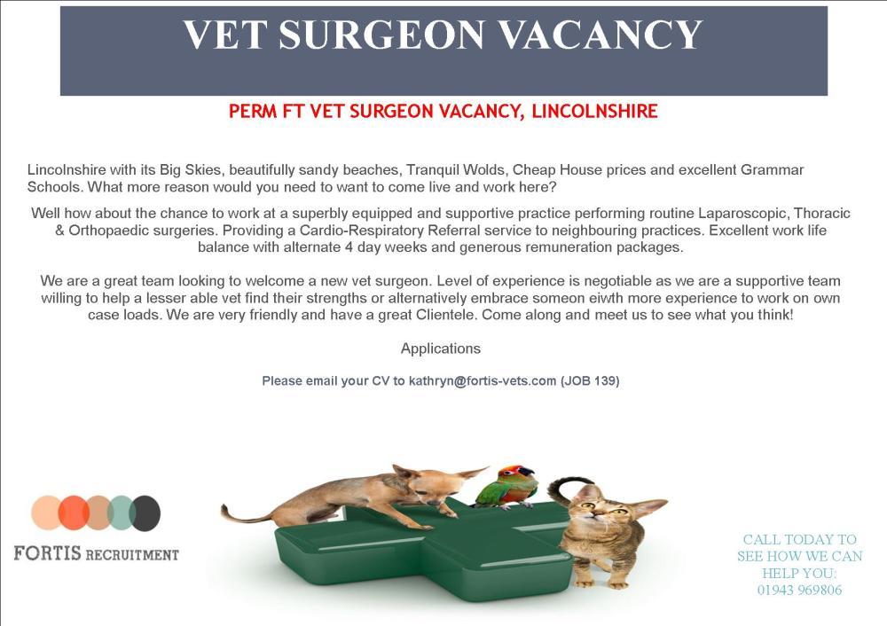 perm-ft-vet-surgeon-vacancy-lincolnshire