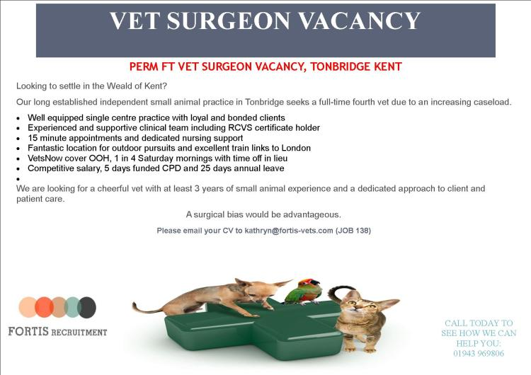 PERM FT VET SURGEON VACANCY, TONBRIDGE KENT.jpg