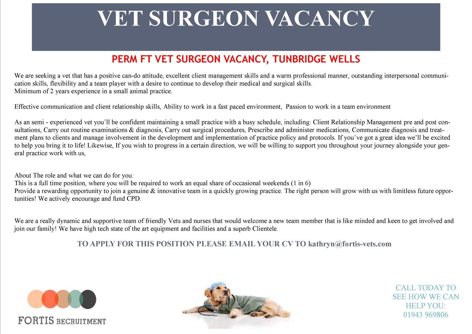 perm-ft-vet-surgeon-vacancy-tunbridge-wells
