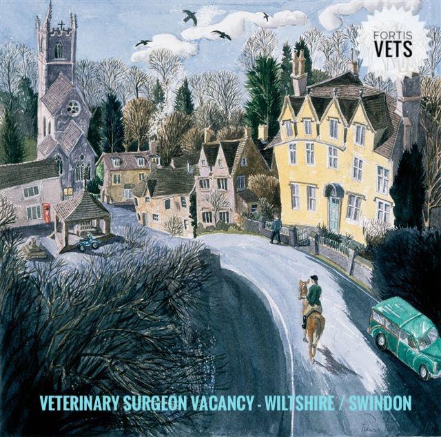 Veterinary surgeon vacancy – Swindon /Wiltshire